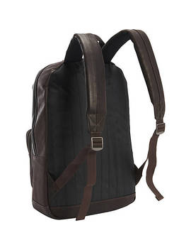 Ahead Of The Pack Leather Backpack by Kenneth Cole Reaction