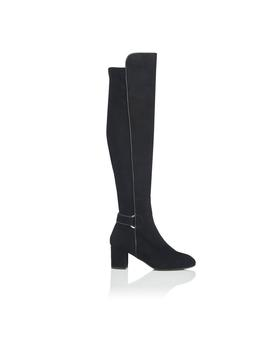 Amba Black Over The Knee Boot by L.K.Bennett