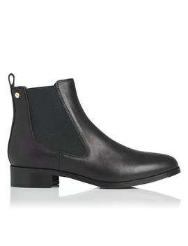 Alexia Black Chelsea Boot by L.K.Bennett
