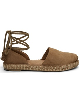 Toffee Suede Women's Katalina Espadrilles by Toms