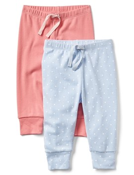 Cuddle &Amp; Play Pull On Pants (2 Pack) by Gap