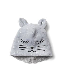 Pro Fleece Cat Hat by Gap