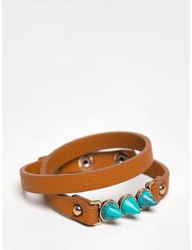 Teal Me About It Bracelet by Zooshoo