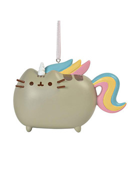 Pusheen Ornament Rainbow Unicorn by Think Geek