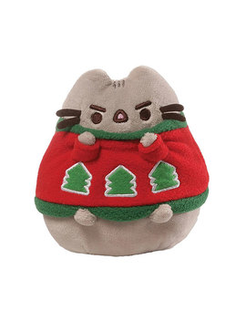 Pusheen Holiday Ugly Sweater Plush by Think Geek