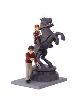 Hallmark Harry Potter Keepsake   A Dangerous Game Ornament by Think Geek