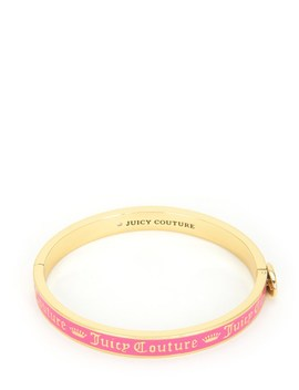 Outlet   Juicy Couture Enamel Bangle Bracelet by Juicy Couture