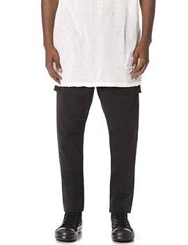Creatch Cargo Pants by Rick Owens Drkshdw