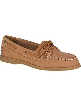 Women's Authentic Original Leather Venice Boat Shoe by Sperry
