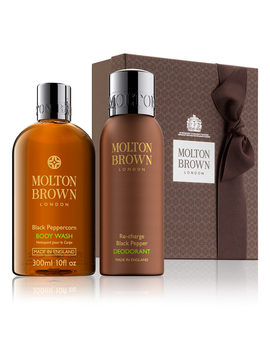Fresh Re Charge Black Pepper Gift Set by Molton Brown