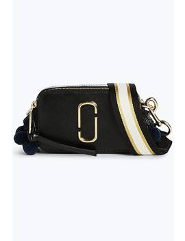 Beads &Amp; Pom Poms Snapshot Small Camera Bag by Marc Jacobs