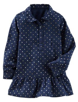 Embellished Tunic by Oshkosh