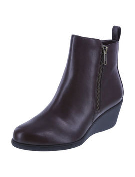 Women's Phyllis Comfort Wedge Boots by Learn About The Brand Comfort Plus By Predictions