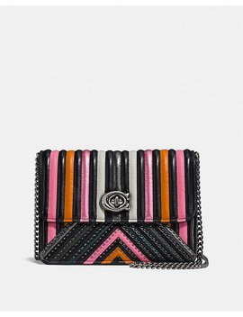 Bowery Crossbody With Colorblock Quilting And Rivets by Coach