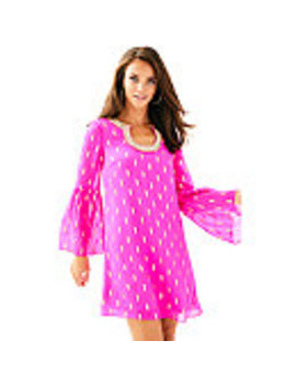 Amory Silk Dress by Lilly Pulitzer