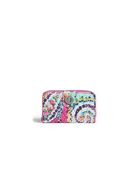 Rfid Turnlock Wallet by Vera Bradley