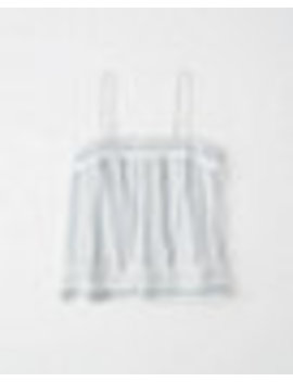 Square Neck Cami by Abercrombie & Fitch