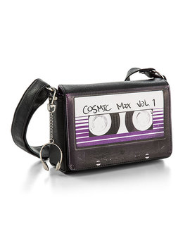 Guardians Of The Galaxy Cassette Tape Bag by Think Geek