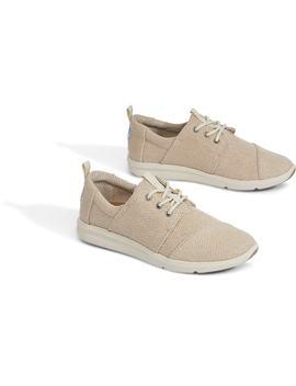 Natural Farren Women's Del Rey Sneakers by Toms