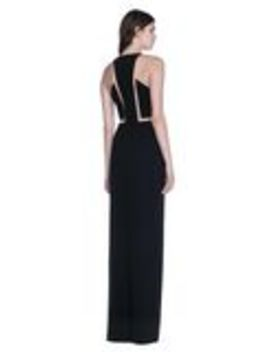 V Neck Fishline Gown by Alexander Wang