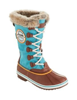 Women's Waterproof Insulated Rangeley Pac Boots, Tall Patch by L.L.Bean