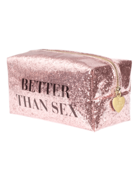 Better Than Sex Makeup Bag by Too Faced