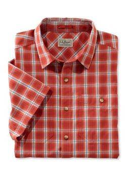 Otter Cliff Shirt, Plaid by L.L.Bean