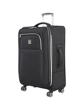 """Megalite X Weave 8 Wheel 27.8"""" Spinner Luggage by It Luggage"""