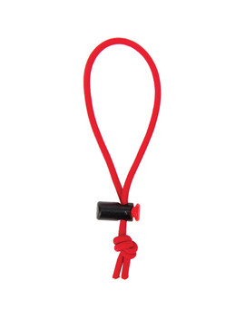 Red Whips Adjustable Cable Ties (10 Pack) by Think Tank Photo