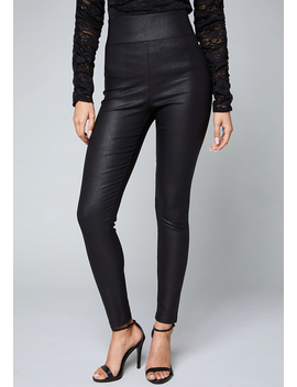 Textured Leggings by Bebe