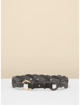 Braided Belt by Dvf