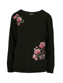 Embroidered Sweatshirt by Ricki's