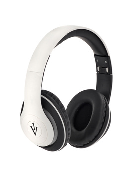 1 Voice Sonic Bluetooth Headphones   White by 1 Voice