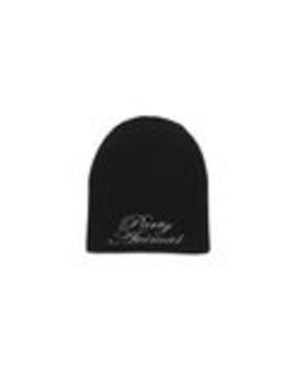'party Animal' Beanie by Alexander Wang