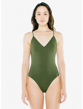 2x2 Sofia Bodysuit by American Apparel