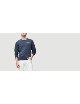 vintage-sweatshirt by frame