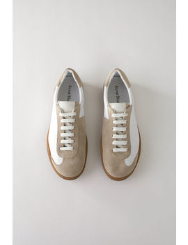 minimal-sneakers-white by acne-studios