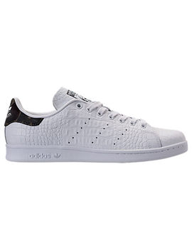 Men's Adidas Stan Smith Bounce Camo Casual Shoes by Adidas