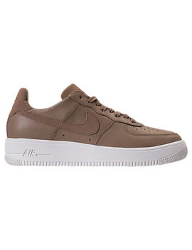 Men's Nike Air Force 1 Ultra Force Leather Casual Shoes by Nike