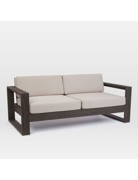 Portside Sofa   Weathered Cafe by West Elm