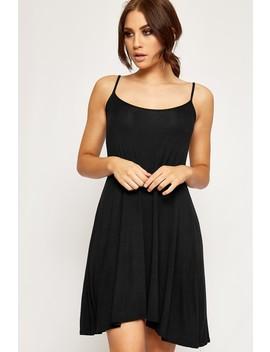 Noemi Basic Camisole Swing Dress by Wear All
