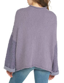 Cuddle Up Oversize Sweater by Free People