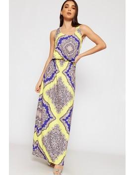 Ainsley Balloon Halterneck Maxi Dress by Wear All