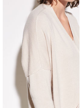 Snap Cashmere Cardigan by Vince