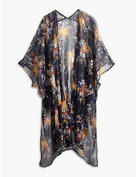 Topanga Foral Duster by Lucky Brand