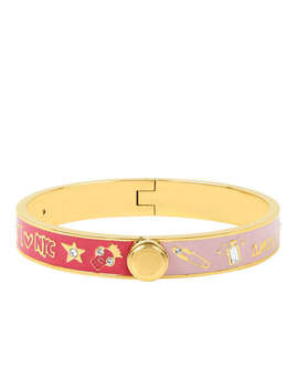 Pretty Punk Enamel Bangle Pretty Punk Enamel Bangle by Henri Bendel