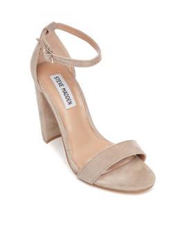 Carrson Block Heel Sandal by Steve Madden