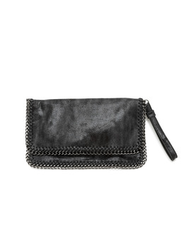 Silver Chain Wristlet Clutch by Portage & The Jewelry Box, Englewood