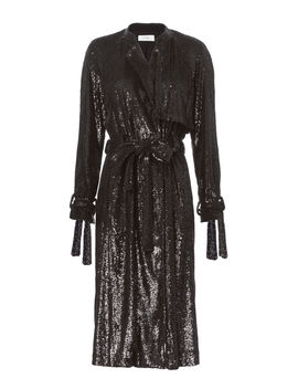Holloway Sequin Trench Jacket by A.L.C.