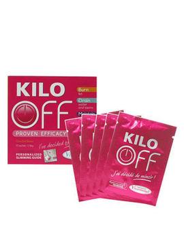 Kilo Off Kilo Off   10 Sachets by Kilo Off
